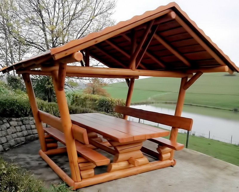 Roundwood Furniture - Garden Furniture 77