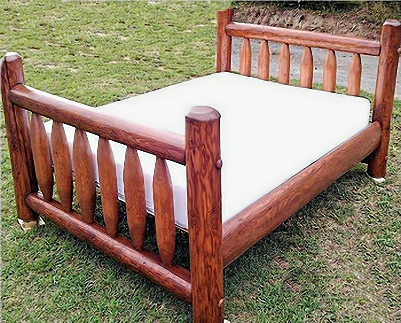 Roundwood Furniture - Furniture Beds